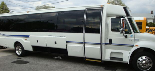 We are your designated driver for the evening with one of our party buses in Norfolk Virginia.