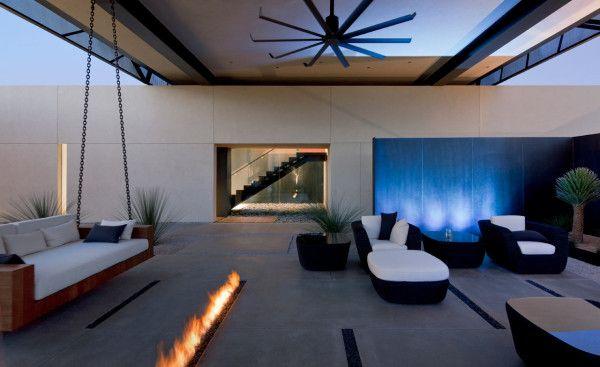 tresARCA: A Modern House in the Desert Photo