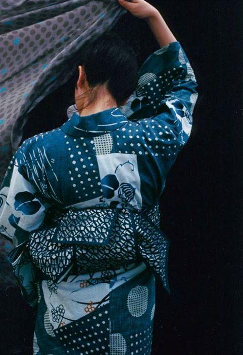 Japanese summer kimono, Yukata 浴衣