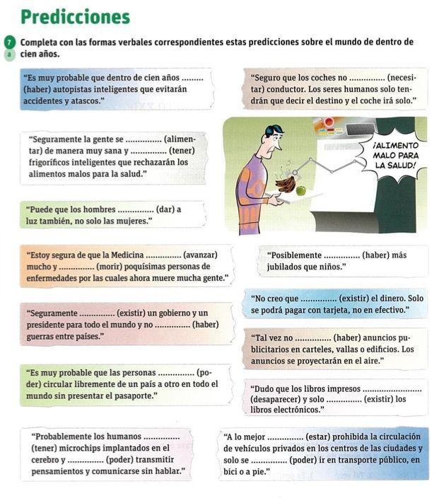 Image result for hacer hipótesis ele   Gramática   Language