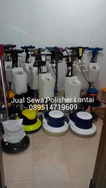 Mesin poles lantai second 089514-719-609
