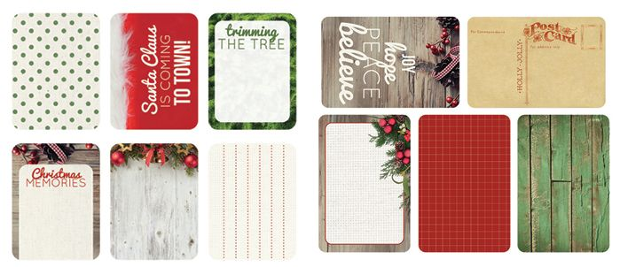 Basecoat Christmas Captured Moments Cards | CM318 & CM118