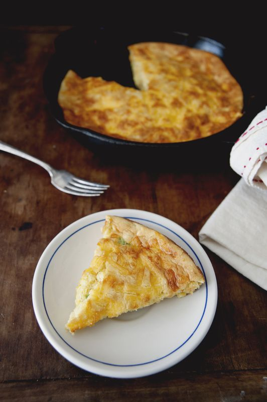 Jalapeño cheese cornbread by Claire Thomas @Abu mnsar Saad for thought TV show, tons of awesome recipes!! Hope u can get yo it or search for her on web, you can also follow her on pinterest. Image Hosted by ImageShack.us