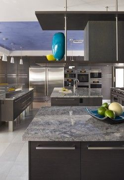 Home 2 modern kitchen miami architectural design consultants azul aran granite Kitchen design consultants