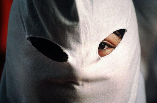 Hooded - Processione dei Misteri di Trapani -   #Trapani #Misteri #Procession #Sicily #Easter