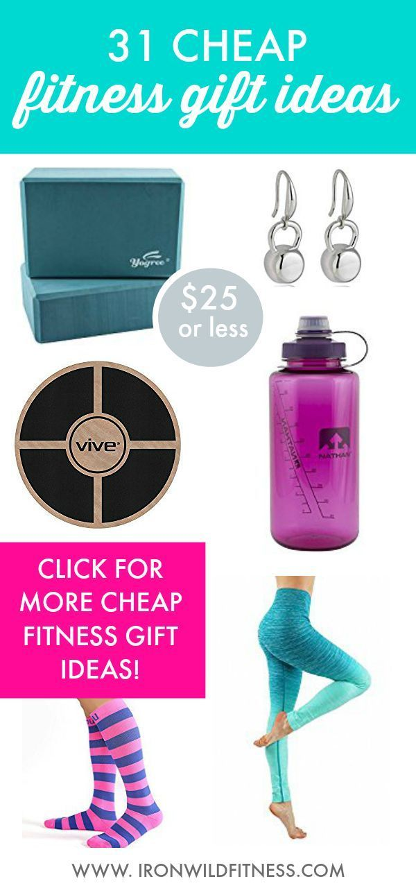 Need Cheap Fitness Gifts For An Upcoming Birthday Or Holiday Do You Just Want