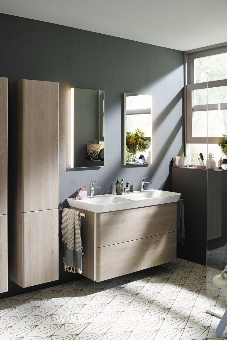 Burgbad Iveo Mineralguss Waschtisch Mit Passendem Waschtischunterschrank In 2020 Waschtischunterschrank Mineralguss Waschtisch Waschtisch