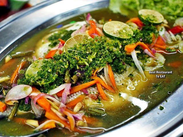 Restoran Sisik Ikan Bakar Klang 019 252 1330 Bandar Botanic Cooking Seafood Malaysian Food Restaurant Recipes
