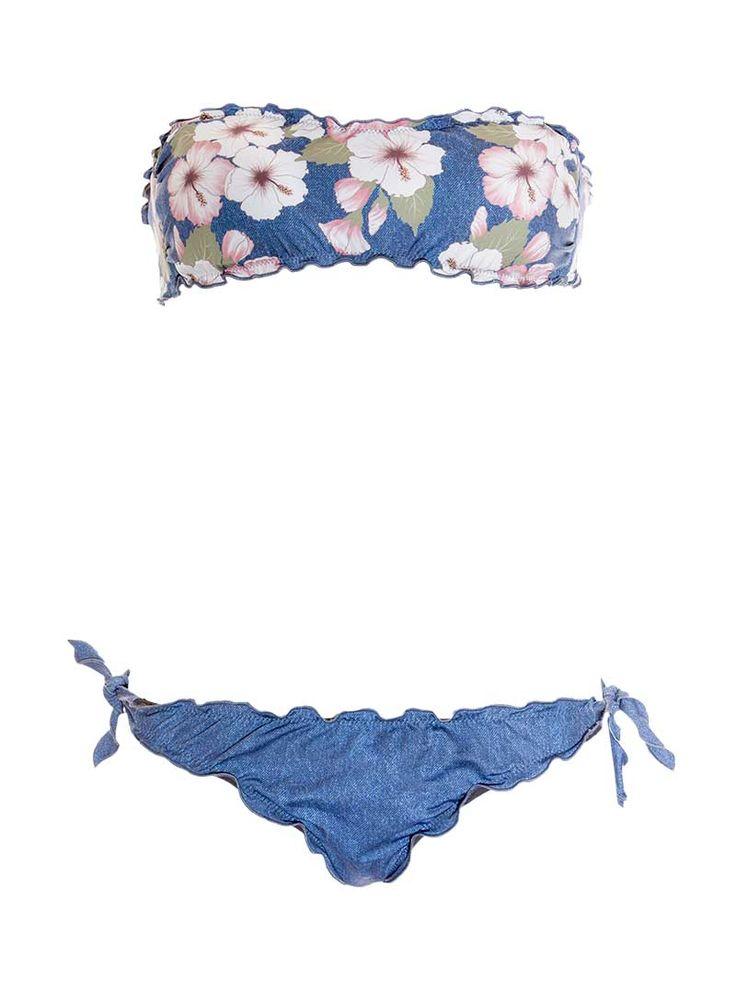Bikini a Fascia Archivi - Bacio Beach Costumi Made in Italy