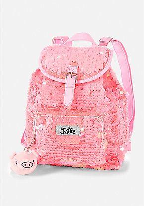 02f2bbd9b9da Tween Girls  Mini Backpacks - Emoji