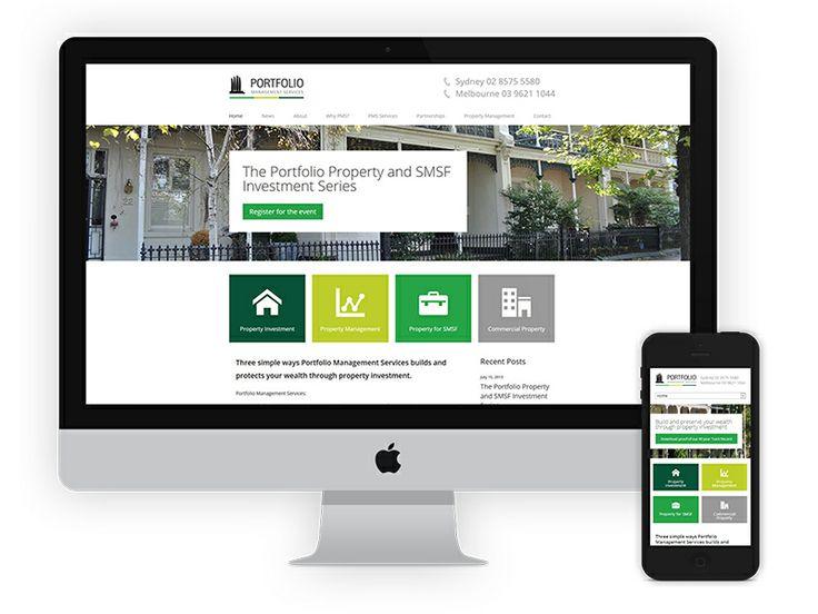 http://www.portfolioms.com.au #webdesign #responsivedesign