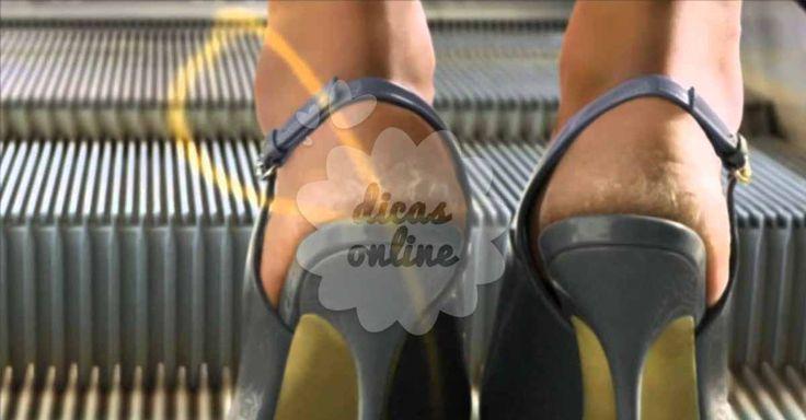 Não Perca!l Diga não a pés ressequidos, com calos e fissuras! Temos 2 soluções para você! - # #Aspirina #bicarbonatodesódio #calcanhares #leite