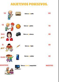 Pin En Spanish Resources