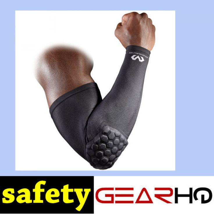 McDavid 6500 HexPad Shooter Arm Sleeve, One Each Fits either Arm (Black, Small) http://www.safetygearhq.com/product/personal-safety/knee-elbow-protection/mcdavid-6500-hexpad-shooter-arm-sleeve-one-each-fits-either-arm-black-small/