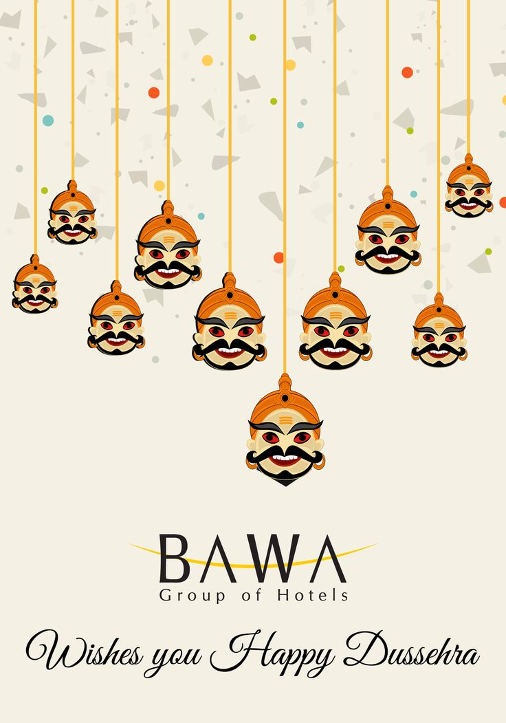 May this day bring you an abundance of joy and celebration. From all of us at The Bawa Group of Hotels, we wish you all a Very Happy Dussehra.