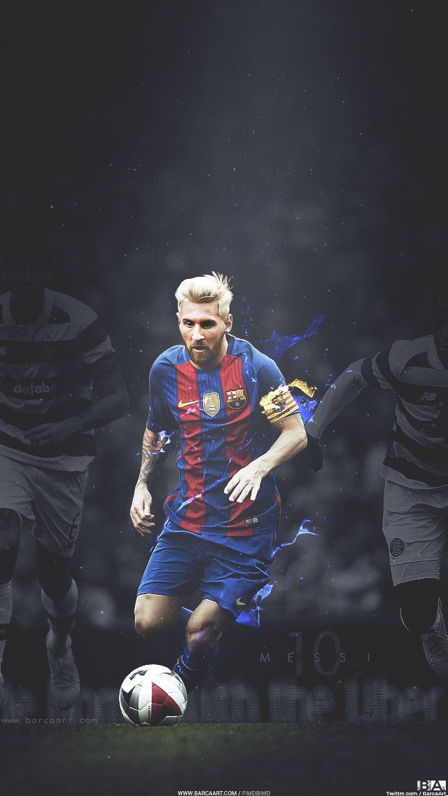 Lionel Messi 2017 Wallpapers