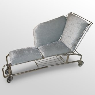 93 best images about shopping carts on pinterest organic for Chaise longue toulouse