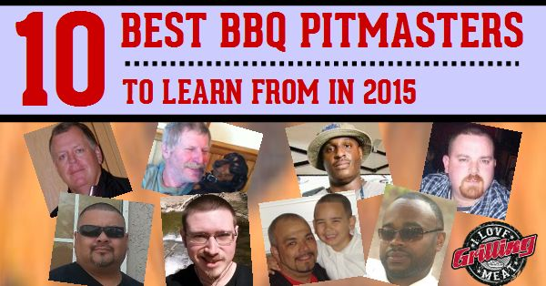 The I Love Grilling Meat VIP community features the top 10 best underground BBQ pitmasters to learn from in 2015. These guys are good!