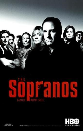 Sopranos were amazing.  One of the best shows on tv period!  Hubby and I never missed it.  Hate to say this though I hated the finale.  One of the worst ever IMO