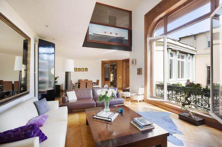 Sale - Apartment Paris 16th (Chaillot), a Luxury Home for Sale in Paris, Paris - 1058969 | Christie's International Real Estate