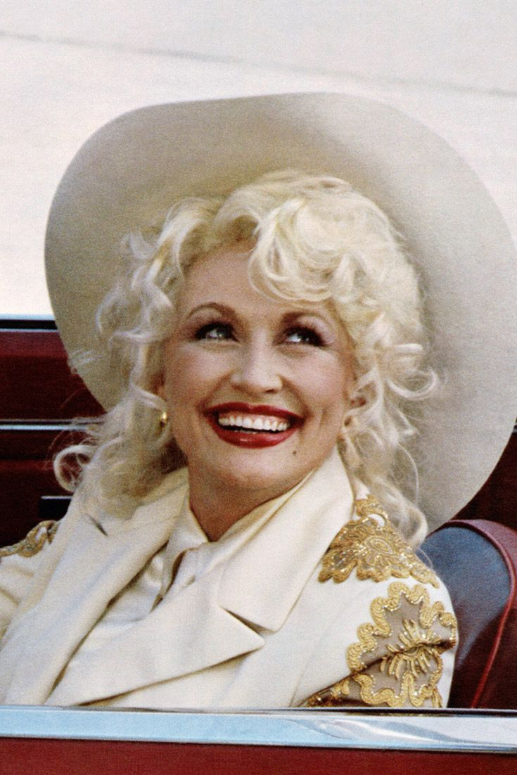 OG cowgirl Dolly Parton gives good cowboy hat inspiration