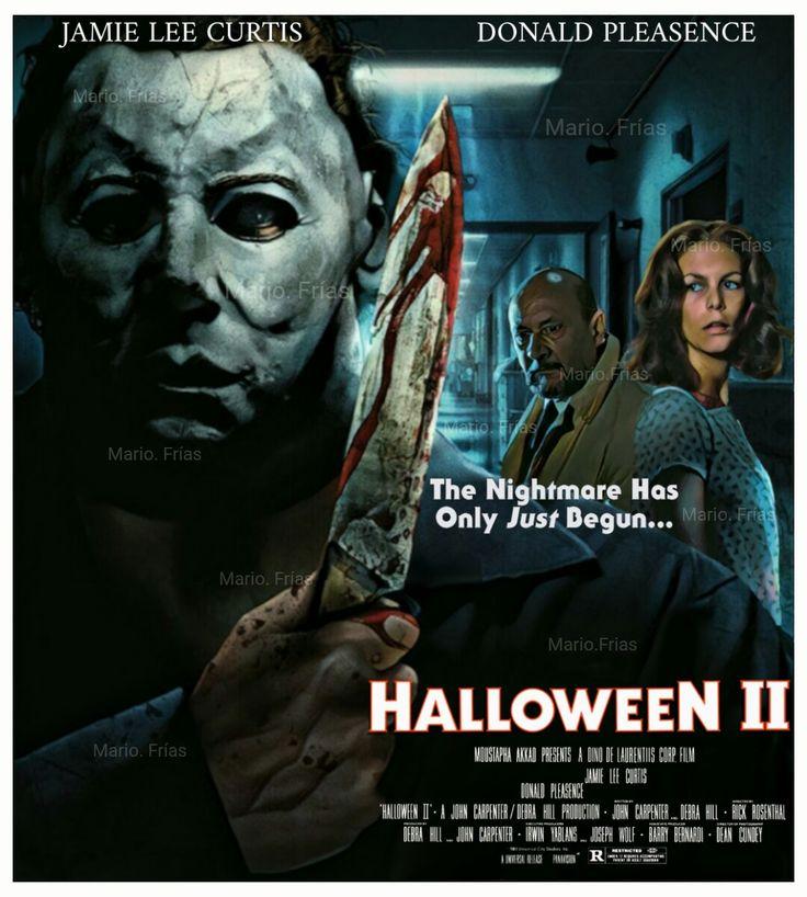 halloween 2 1981 horror movie slasher re edit by mario fras - Halloween 2 1981 Full Movie