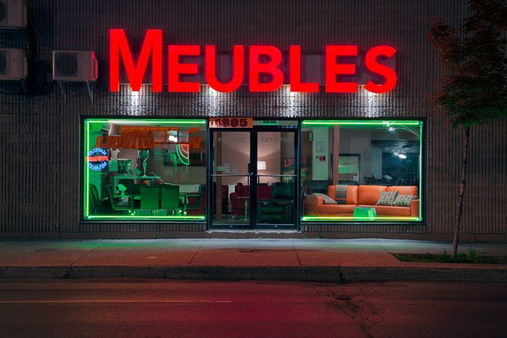 Meubles? Oui. by François Ollivier – Limited edition prints starting at $395 on The Print Atelier, The Next Generation Art Gallery