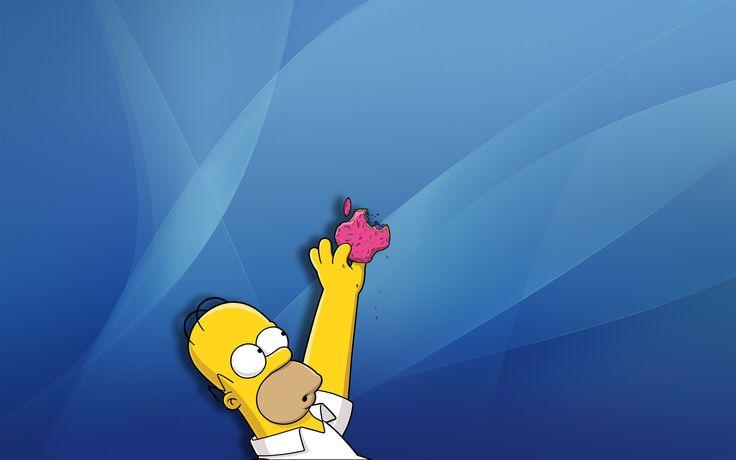 Homer / iMac