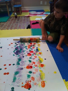 Lextin Academy of Classical Education: 5 Days of Preschool Arts and Crafts