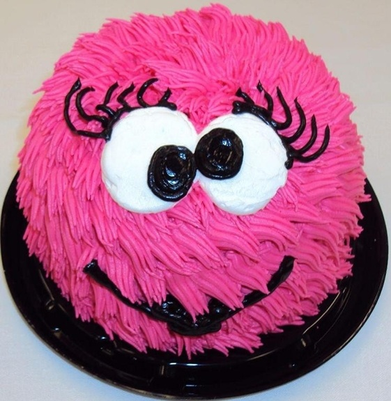 CAKE! I should make this for a Joni birthday! :)