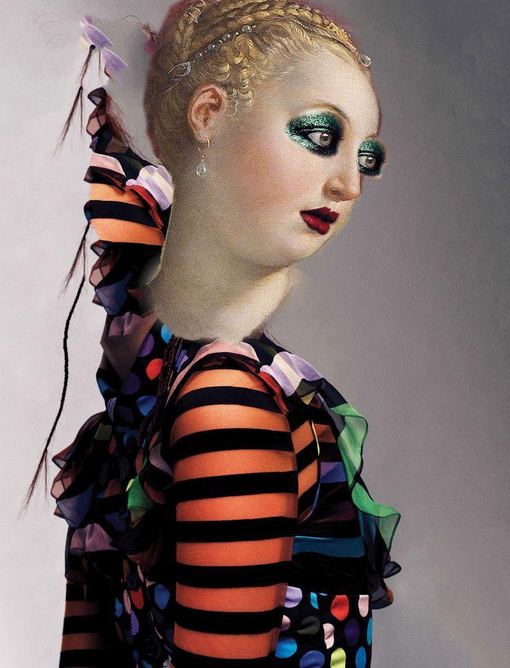 Stefano Capuzzi - Europa's modern style eyes <p>2017</p> <p>Enamel, acrilic, oil, crayon, on canvas and paper</p> <p>58x77 cm.</p>