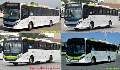 Transparência Auto Ônibus - Mobilidade Urbana com Cidadania: PINTURA PADRONIZADA REVELA PROMISCUIDADE DE PÚBLICO E PRIVADO