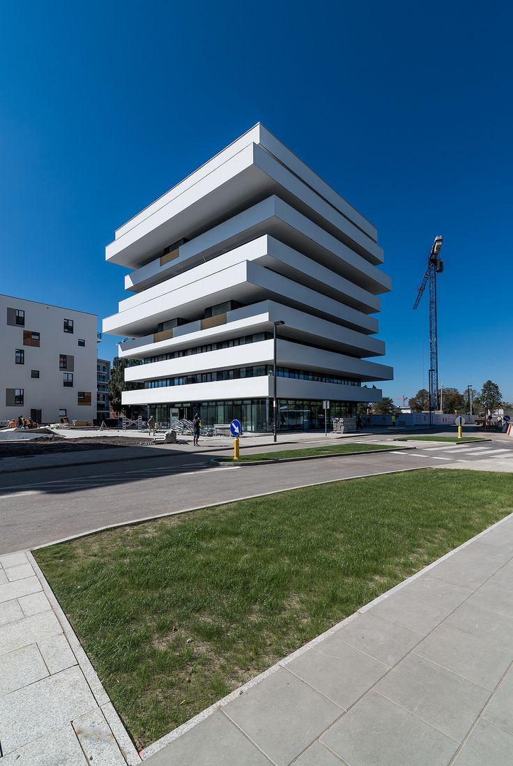 https://flic.kr/p/q3KD7h | Żoliborz Artystyczny | Osiedle Żoliborz Artystyczny - Żoliborz Artystyczny Estate  Location: Warsaw, Poland Architects:  mąka.sojka.architekci  Built: 2013-2014   facebook    foto-ml.pl  instagram  500px