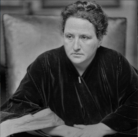 the self portraits of gertrude stein Biography: gertrude stein, wordsmith  sitting for her portrait became a form of self-fashioning, of establishing her identity during a period when it was a .
