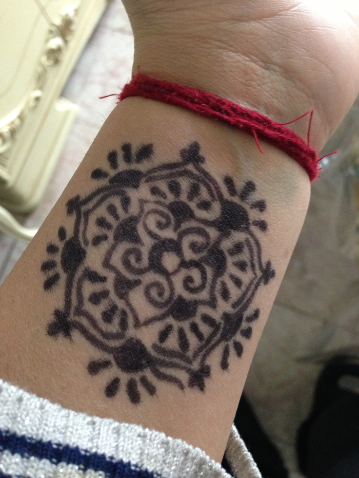 Simple Henna With Sharpie Henna Tattoo Designs Amp Ideas
