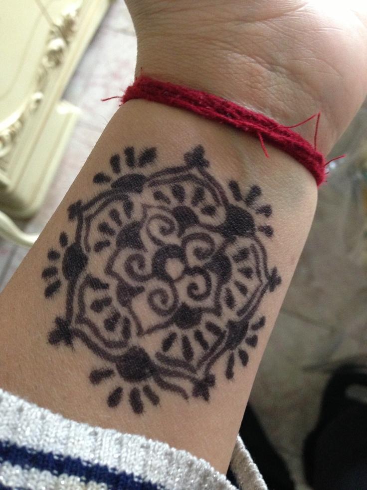 Simple henna with sharpie   Henna tattoo designs & ideas ...