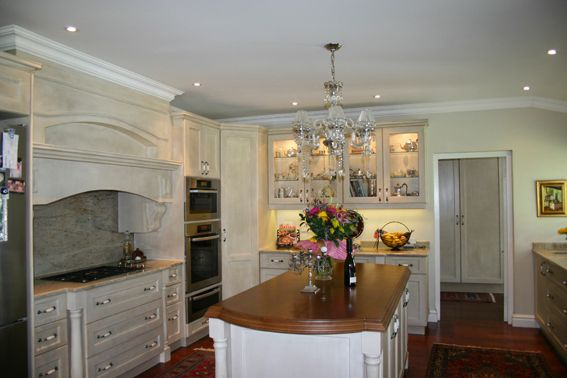 Finish off your kitchen with a flush plastered ceiling using 9mm JUMBO plasterboard and decorative cornice...Augusta Estate Hillcrest