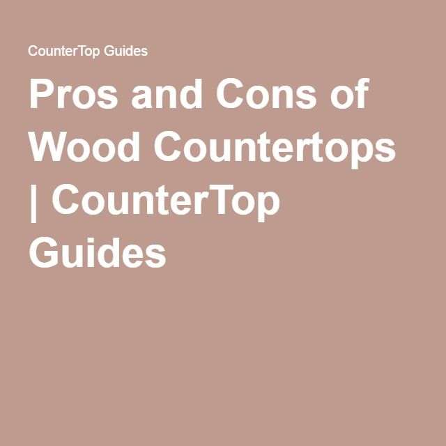 Best 25 Wood Countertops Ideas On Pinterest Wood
