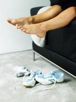 Cómo estirar el tendón de Aquiles y la aponeurosis plantar