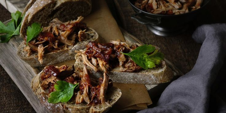 Pomalu pečené vepřové maso (Pulled pork) | Coolinářka