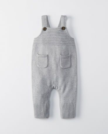 01bbfe8eb Sweater Overalls In Organic Cotton
