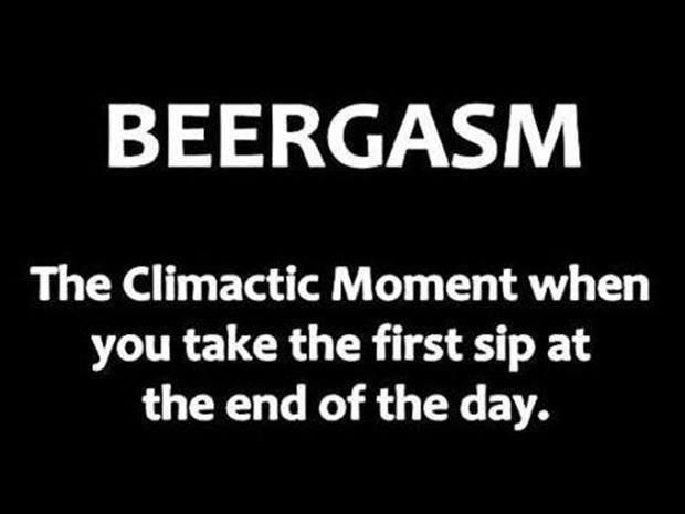 The BEERGASM