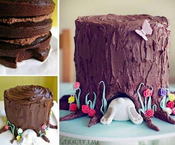 Ingrédients (pour un gâteau de 4 niveaux) Pour le gâteau 1 tasse....