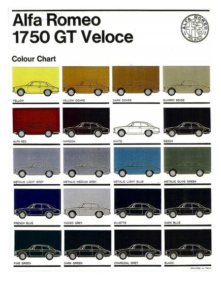 975 best Alfa Romeo 105 / 115 Series Coupés images on Pinterest ...: Alfa Romeo 1750 Gtv Wiring Diagram at mockmaker.org
