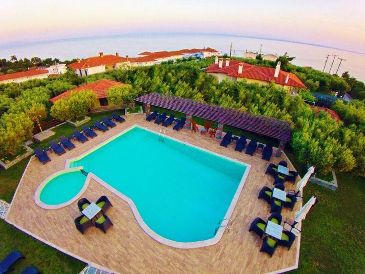 Sunday Resort, #studios #apartments in Gerakini Sithonia #Halkidiki