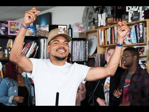 At The Tiny Desk Concerts Artists Perform In An Intimate Setting Sometimes Accompanied By One Or Two Instruments Adele C In 2020 Chance The Rapper Rapper Tiny Desks