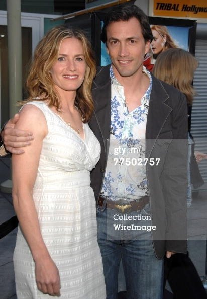 May 23, 2007 - Elisabeth Shue and Andrew Shue (Photo by Jean-Paul Aussenard/WireImage)