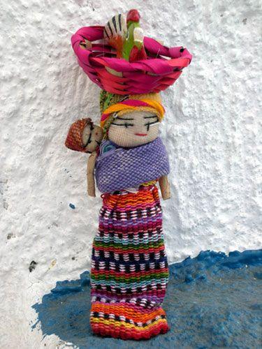 Muñeca de trapo, Mexico.