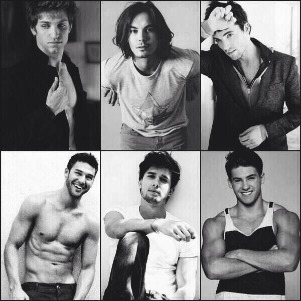 Can we talk about how good looking PLL boys are?