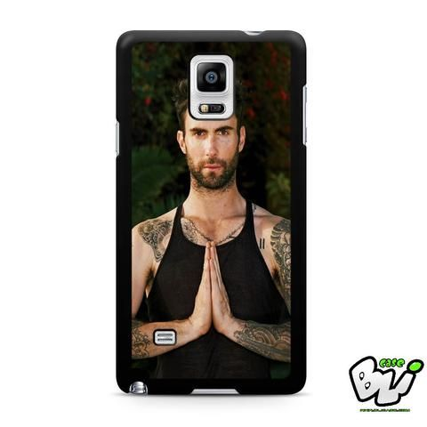 Adam Levine Samsung Galaxy Note 4 Case